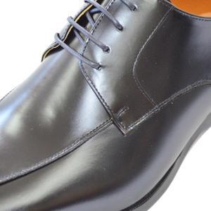 k7000bla 牛革ガラスブラック色 本革ビジネスシューズ紐タイプ 完全国産 北嶋製靴工業所 キングサイズシューズ 送料無料!!|king-shoes|02