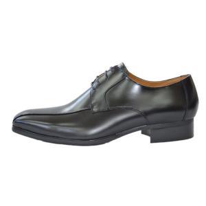 k7000bla 牛革ガラスブラック色 本革ビジネスシューズ紐タイプ 完全国産 北嶋製靴工業所 キングサイズシューズ 送料無料!!|king-shoes|03