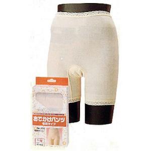 尿失禁用パンツ 女性用3分パンティー|king