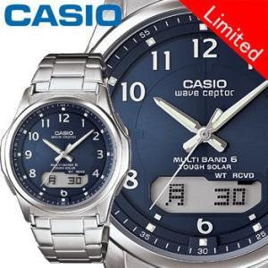 CASIO カシオ ウェーブセプター M630D メンズ ネイビー