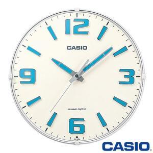 カシオ ウェーブセプター 壁掛け 電波時計 1009J
