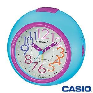 カシオ ウェーブセプター 電波置き時計 760J (ブルー) 秒針停止機能付き 2015年モデル|king
