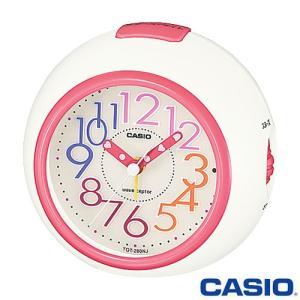 カシオ ウェーブセプター 電波置き時計 760J (ホワイト) 秒針停止機能付き 2015年モデル|king