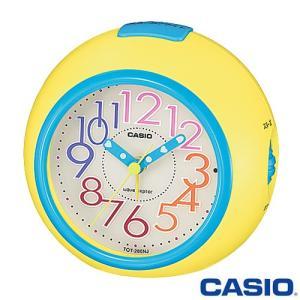 カシオ ウェーブセプター 電波置き時計 760J (イエロー) 秒針停止機能付き 2015年モデル|king