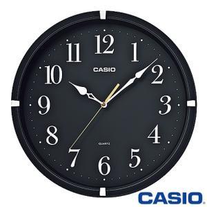 カシオ 壁掛け時計 88 (ブラック) アナログ スムーズ秒針 2015年モデル|king