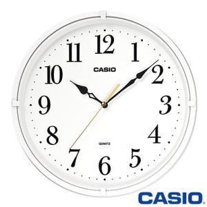 カシオ 壁掛け時計 88 (ホワイト) アナログ スムーズ秒針 2015年モデル|king