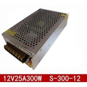 新品 直流安定化電源/300W/スイッチング電源AC100V→12V25A|kingcity-shjp