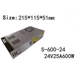 新品 直流安定化電源/600W/スイッチング電源AC100V→24V25A|kingcity-shjp