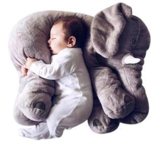 欧米SNSで大人気!ゾウ リアルぬいぐるみ アフリカゾウ 象 抱き枕 インテリア 子供 おもちゃ ふわふわで癒される プレゼント「ブランケットなし」|kingcity-shjp|03