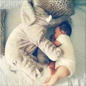 欧米SNSで大人気!ゾウ リアルぬいぐるみ アフリカゾウ 象 抱き枕 インテリア 子供 おもちゃ ふわふわで癒される プレゼント「ブランケットなし」|kingcity-shjp|04