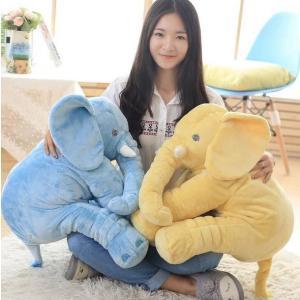 欧米SNSで大人気!ゾウ リアルぬいぐるみ アフリカゾウ 象 抱き枕 インテリア 子供 おもちゃ ふわふわで癒される プレゼント「ブランケットなし」|kingcity-shjp|05