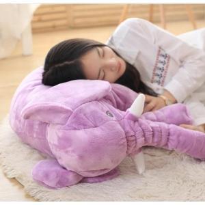 欧米SNSで大人気!ゾウ リアルぬいぐるみ アフリカゾウ 象 抱き枕 インテリア 子供 おもちゃ ふわふわで癒される プレゼント「ブランケットなし」|kingcity-shjp|06