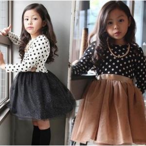 可愛さが溢れるワンピースドレス!子供服 フォーマルワンピース...