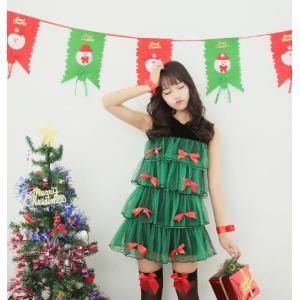 サンタ コスプレ クリスマス コスチューム サンタコス クリスマスツリー レディース サンタクロース コスプレ 大きいサイズ 大人 サンタ 衣装  X'masグッズ|kingcity-shjp
