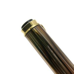 ボールペン ペリカン 丸善130周年記念 スーベレーン K600 茶縞 中古-並品 SAS対象|kingdomnote|04