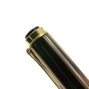 ボールペン ペリカン 丸善130周年記念 スーベレーン K600 茶縞 中古-並品 SAS対象|kingdomnote|05