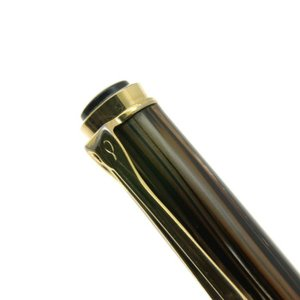 ボールペン ペリカン 丸善130周年記念 スーベレーン K600 茶縞 中古-並品 SAS対象|kingdomnote|06