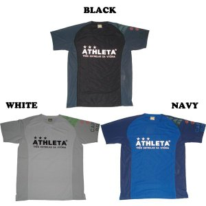ATHLETA アスレタ プラクティスTシャツ 03220 FUTSAL フットサル|kingkong