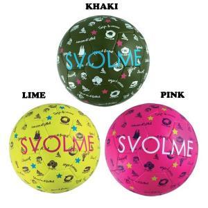 SVOLME スボルメ 総柄フットサルボール(全3色)FUTSAL フットサル|kingkong
