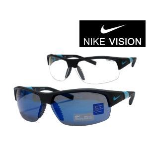 【NIKE VISION】 ナイキ  サングラス  インターチェンジ  EV0822  073   SHOW×2R   マットブラック  国内正規品|kinglass