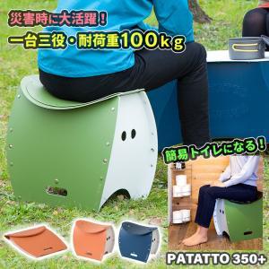 折りたたみ チェア スツール イス 椅子  耐荷重 約100kg 携帯用 薄型 持ち運び 軽い 簡易...