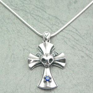 Barbara(バーバラ) ペンダント Blue Rosen Croiz Pendant (Large) PB-N-410|kingsroad
