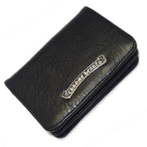 CHROME HEARTS(クロムハーツ)Card Case 3Pocket BK 3ポケット カードケース