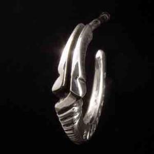 EVANGELION(エヴァンゲリオン)ロンギヌスの槍 ピアス|kingsroad