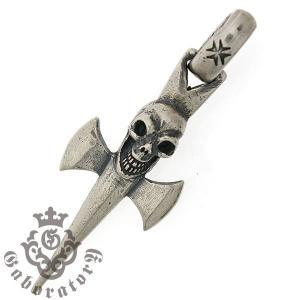 Gaboratory(ガボラトリー) Single skull dagger round top シングルスカルダガーラウンドトップ【トップのみ】【予約注文】|kingsroad
