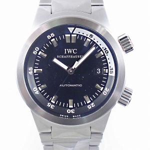 IWC インターナショナルウォッチカンパニー アクアタイマー SS ブレス IW354805 3548-05 自動巻き|kingsroad