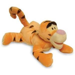 ぬいぐるみ ディズニー ティガー/Kids Preferred Jingle Bell Buddy Tigger Animal Toy, Orange/Kids Preferred社/くまのプーさん