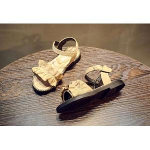 子ども サンダル 女の子 カジュアル キッズシューズ 可愛い サンダル フォーマル靴 結婚式 発表会 お出かけ 通園 通学 子供靴 おしゃれ ジュニア 15.8-22cm|kingyu-jpshop|11