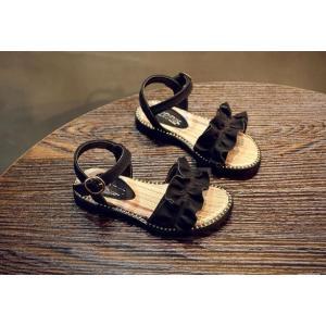 子ども サンダル 女の子 カジュアル キッズシューズ 可愛い サンダル フォーマル靴 結婚式 発表会 お出かけ 通園 通学 子供靴 おしゃれ ジュニア 15.8-22cm|kingyu-jpshop|12