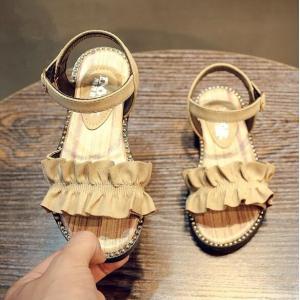 子ども サンダル 女の子 カジュアル キッズシューズ 可愛い サンダル フォーマル靴 結婚式 発表会 お出かけ 通園 通学 子供靴 おしゃれ ジュニア 15.8-22cm|kingyu-jpshop|04
