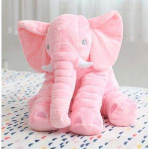 ぞう ぬいぐるみ SNS アフリカゾウ 象 抱き枕 インテリア 子供 おもちゃ 特大 動物 可愛い ふわふわで癒される 柔らか 心地いい プレゼント 60cm|kingyu-jpshop|06