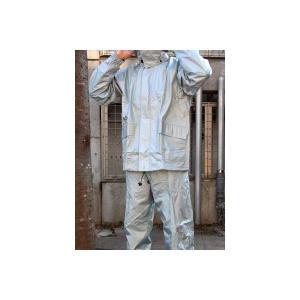 東レエントラント素材使用レインスーツ まわるフードで快適K-1600 キンカメエントラントスーツ サイズ6L kinkame-yhs