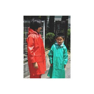 レインコート・レインパーカー キッズ子供用 上下別売りK-700アミックKIDSパーカー S/M|kinkame-yhs
