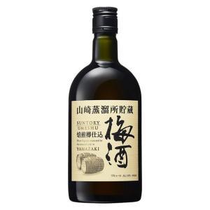 サントリー 山崎蒸溜所貯蔵焙煎樽仕込梅酒 660ml SUN...