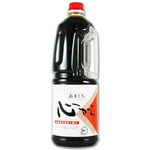 キンコー醤油 心から甘口しょうゆ   1.8L [おはらみそ本舗/こいくち醤油/鹿児島] |kinko-alliq-syokuhin