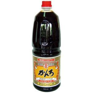 キンコー醤油 かんろ   1.8L [おはらみそ本舗/甘口醤油/鹿児島] |kinko-alliq-syokuhin