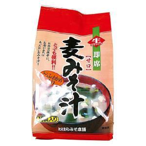 キンコー醤油 即席麦みそ汁 [おはらみそ本舗/味噌/鹿児島] |kinko-alliq-syokuhin