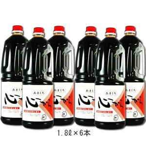 キンコー 心から甘口 1.8LX6本 |kinko-alliq-syokuhin