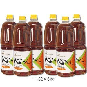 キンコー 心から淡口 1.8LX6本  kinko-alliq-syokuhin