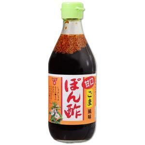 フンドーキン ごま風味ぽん酢 360ml×4本 |kinko-alliq-syokuhin