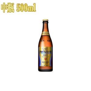 サントリー ザ・プレミアムモルツ 中瓶 500ml×1本 ビール|kinko-wine