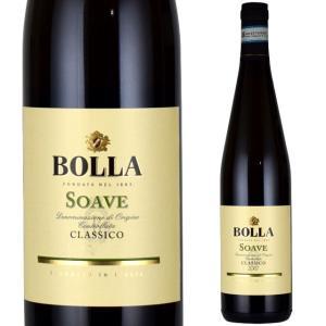 ボッラ ソアヴェ クラシコ(ソアーベ) 750ml白 イタリアワイン ヴェネト州|kinko-wine