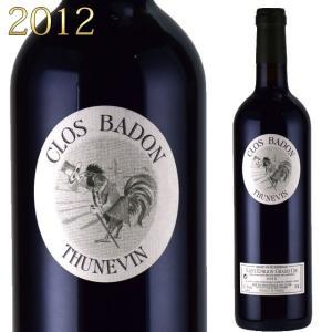 クロ・バドン・テュヌヴァン 2012 750ml赤 ボルドーワイン サンテミリオン|kinko-wine