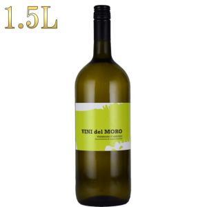 ヴィーニ・デル・モーロ トレビアーノ・ダブルッツォ 1.5Lマグナム イタリアワイン|kinko-wine