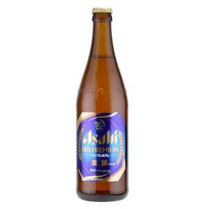 アサヒビール ドライプレミアム 豊穣 500ml瓶 中瓶|kinko-wine