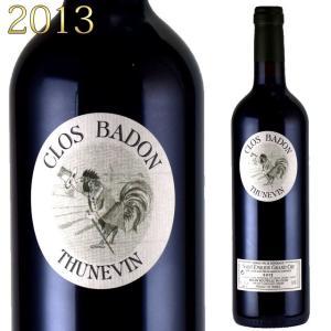 クロ・バドン・テュヌヴァン 2013 750ml赤 ボルドーワイン サンテミリオン|kinko-wine